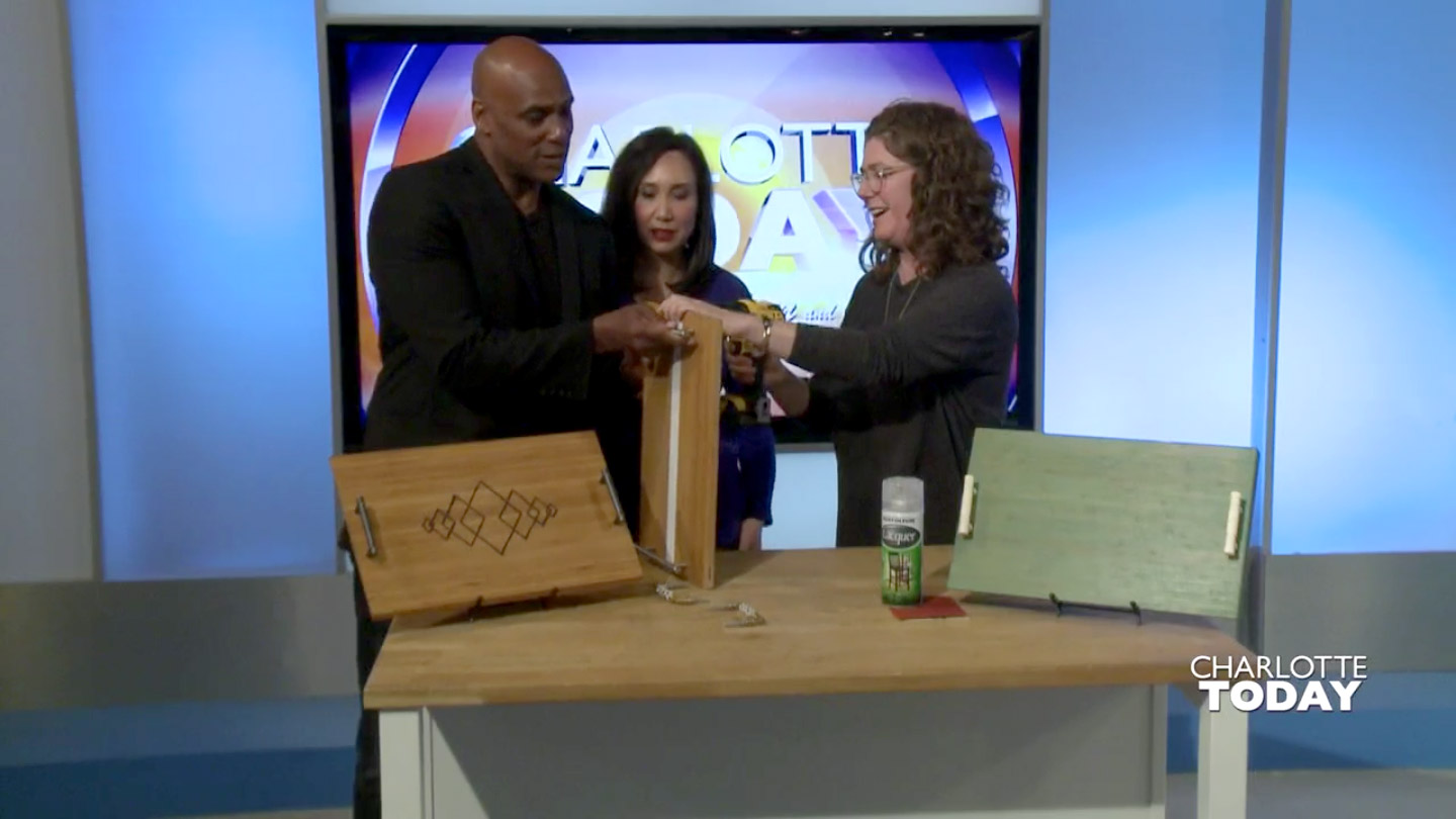 WCNC Upcycled Serving Trays