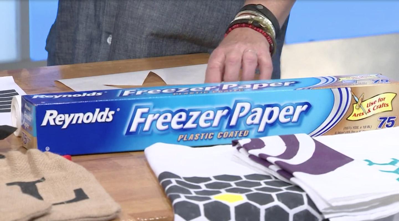 Laurie Smithwick - Freezer Paper
