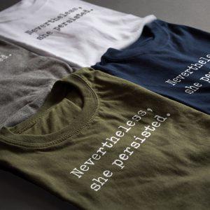 Laurie Smithwick - Nevertheless T-shirt