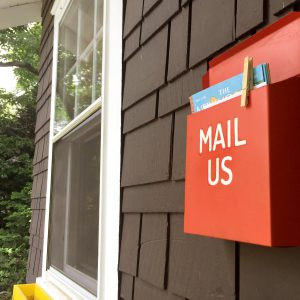 Laurie Smithwick - Mail Us Mailbox