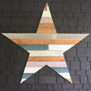 Laurie Smithwick - Reclaimed Wood Star